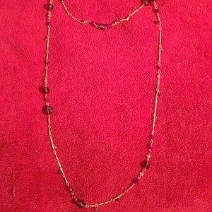 Jewelry - Thin necklace